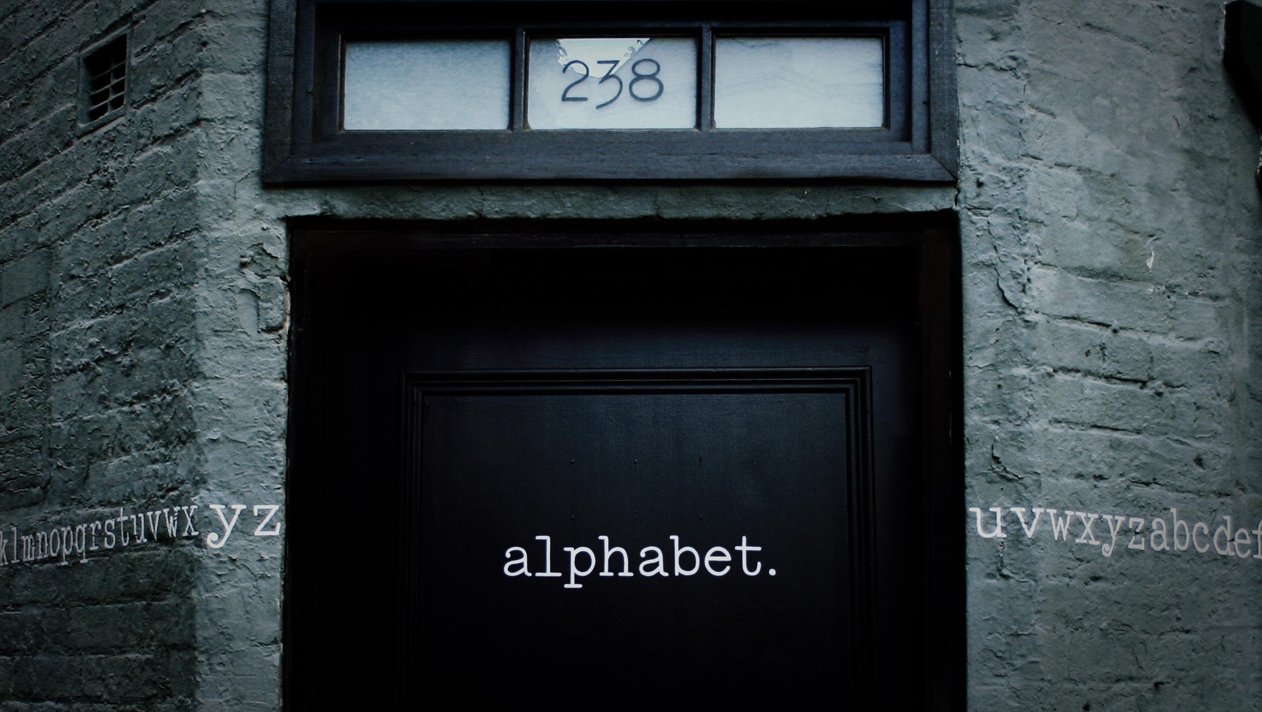 alphabet studio