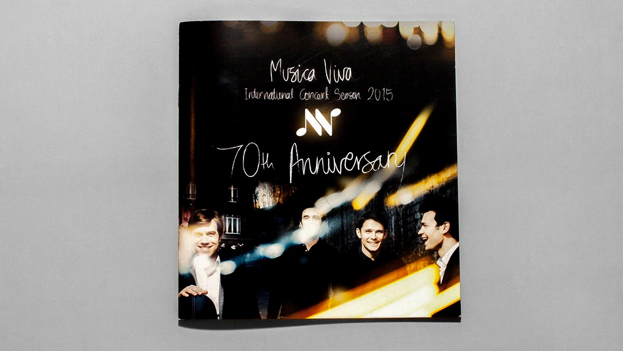 Musica Viva: 70 Years Young