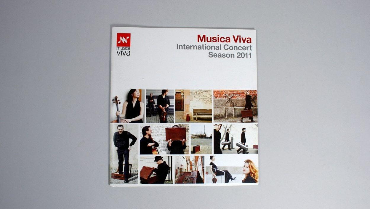 International Concert Season campaigns: 2010 onwards