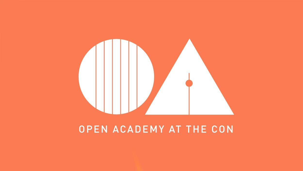 Open Academy brand identity