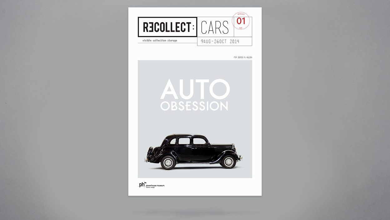 Recollect: Auto Obsession