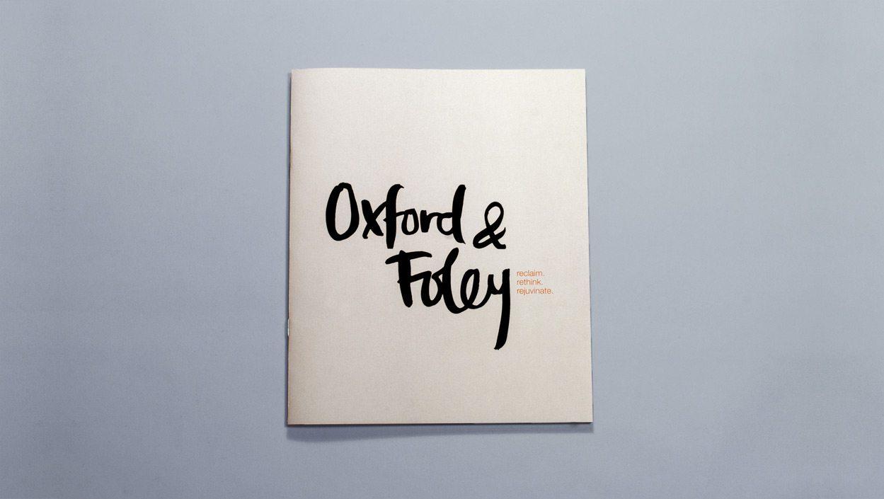 Oxford and Foley precinct
