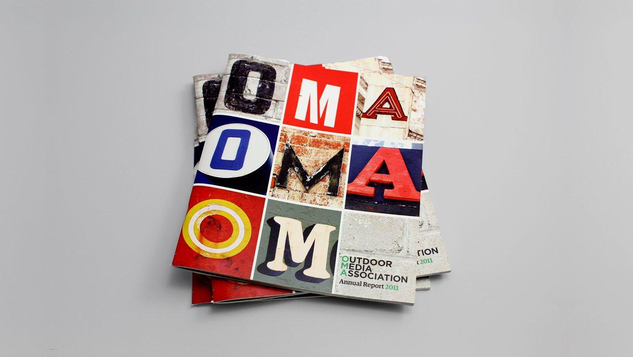 OMA – brand evolution