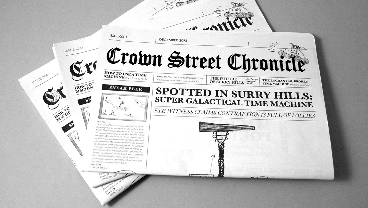 Crown St Chronicle
