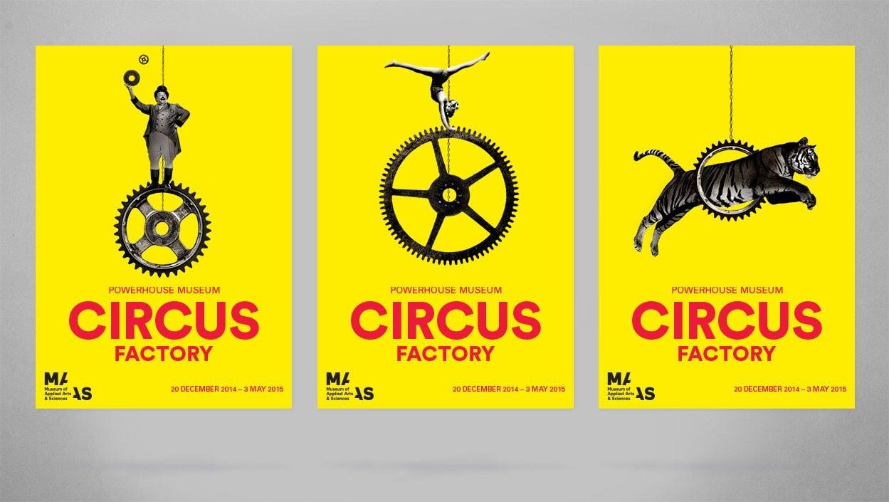 Circus Factory Exhibition