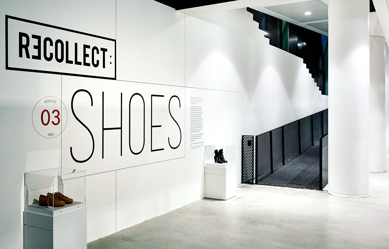 Recollect : Shoes