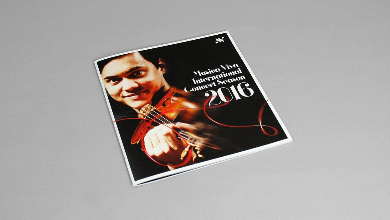 Musica Viva 2016 Season