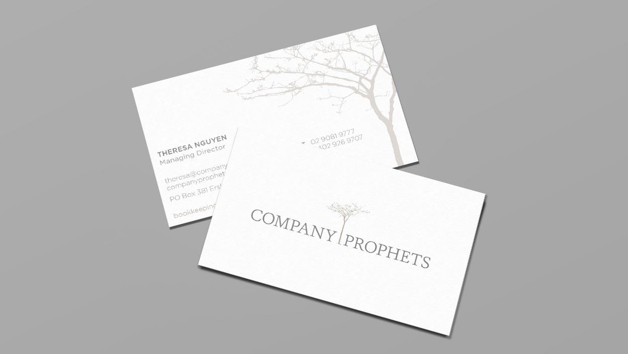 Company Prophets