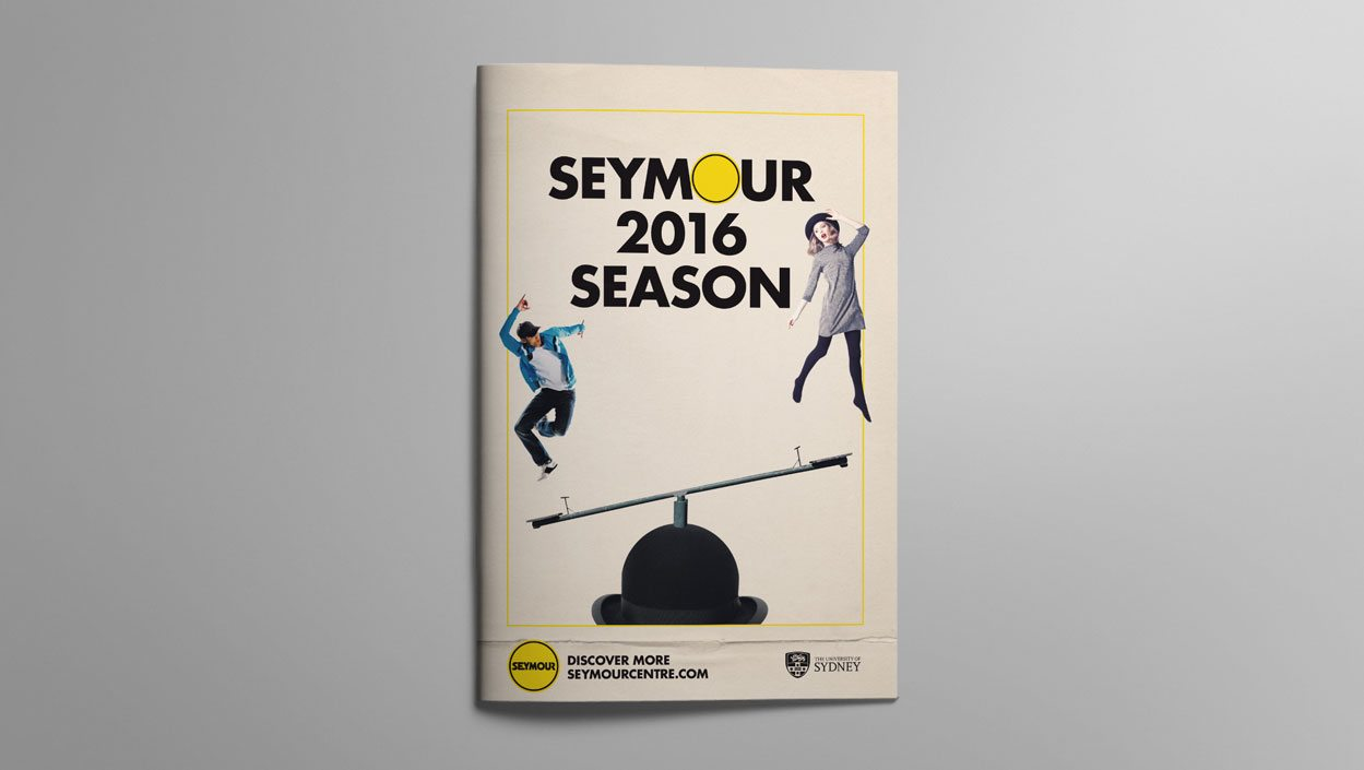 Seymour Centre brand refresh