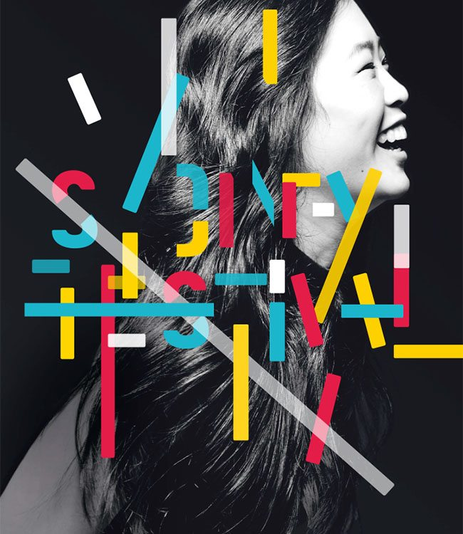 Sydney Festival 2017 – brand refresh and campaign