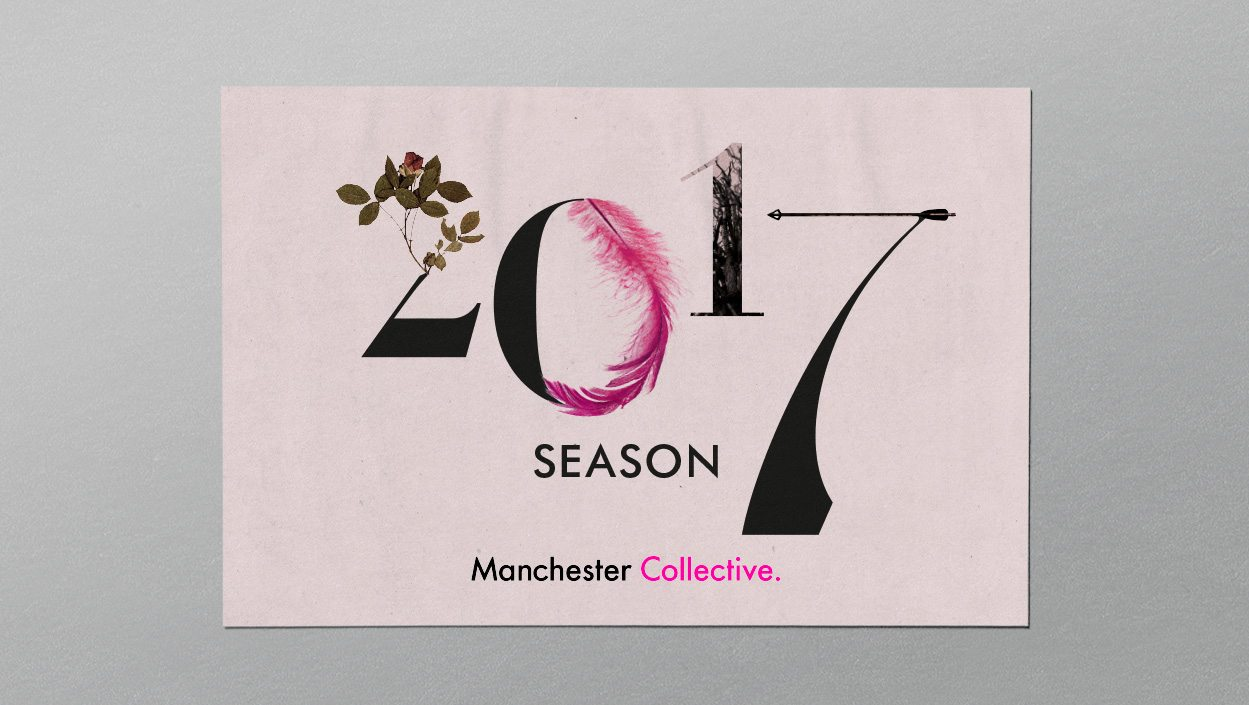 Manchester Collective brand and campaigns