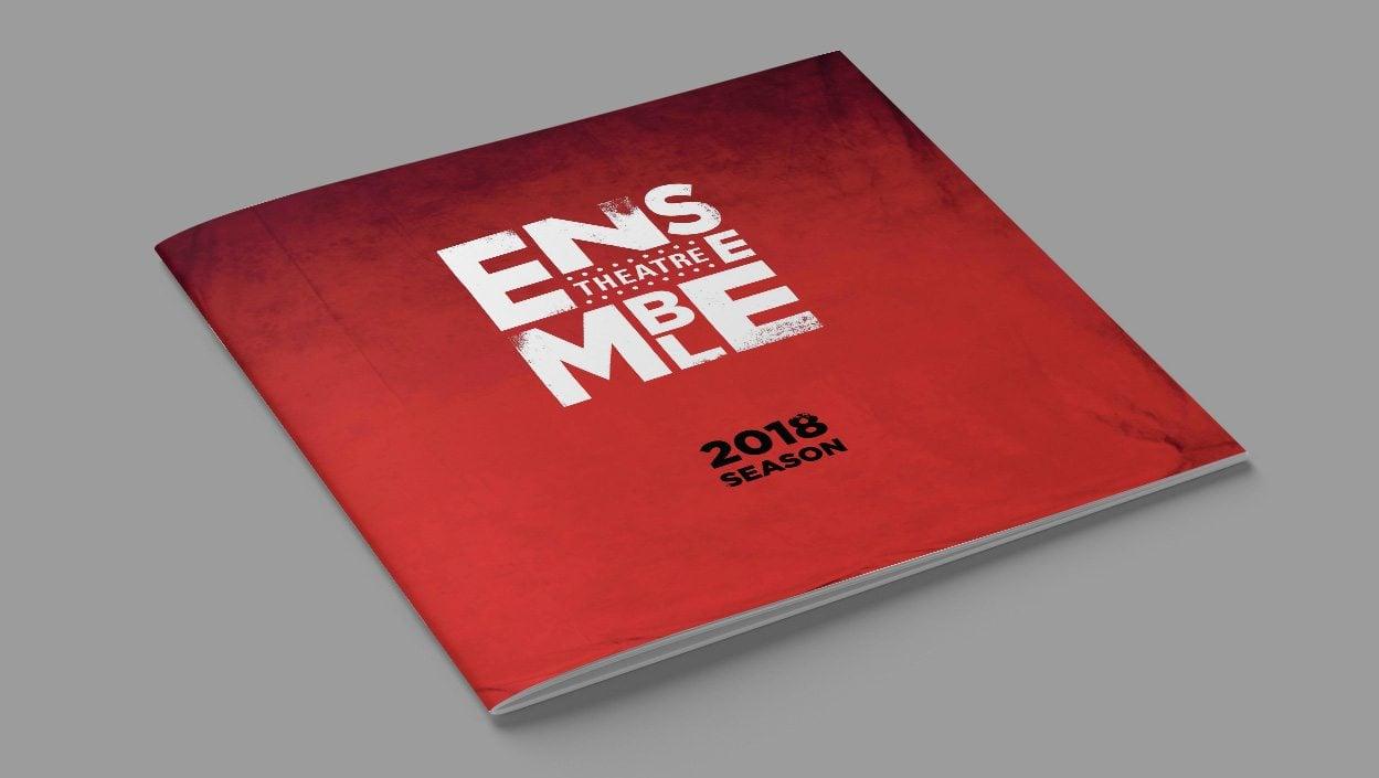 Ensemble rebrand and campaign
