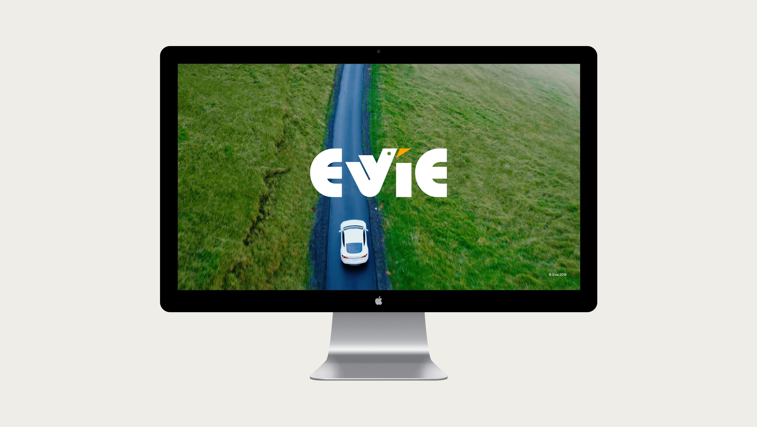 Evie – Branding and website