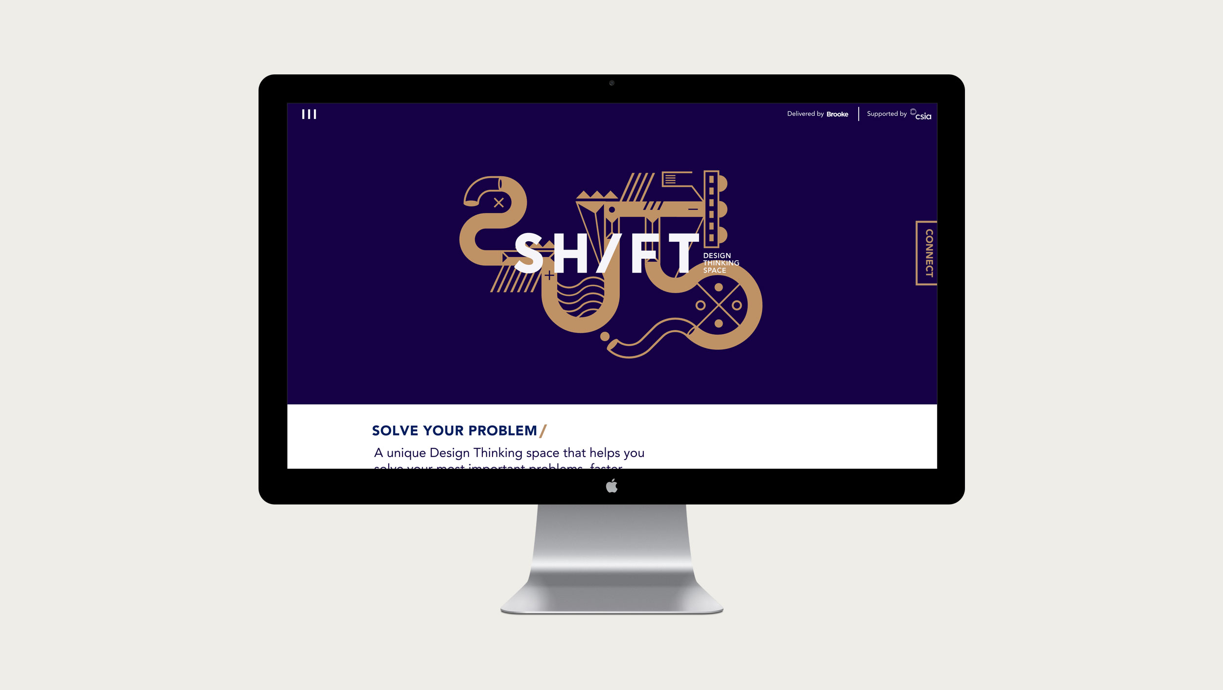 Shift brand and website