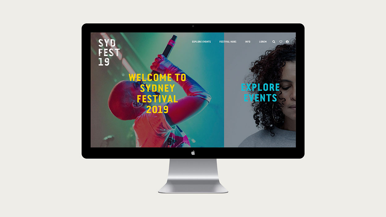 SydFest19 – brand and campaign