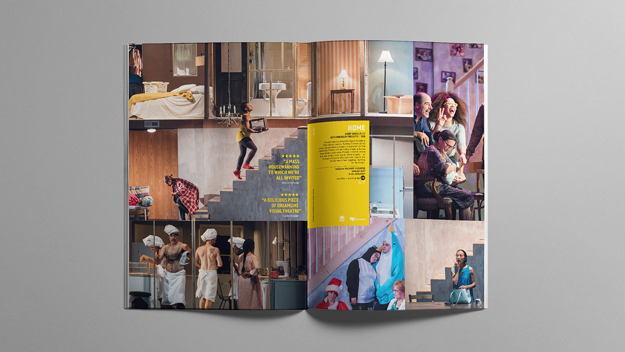 Sydney Festival 2017-20 – brand and campaign