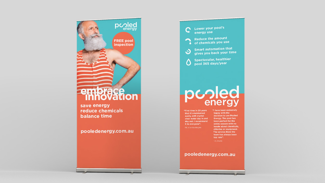 Pooled Energy rebrand