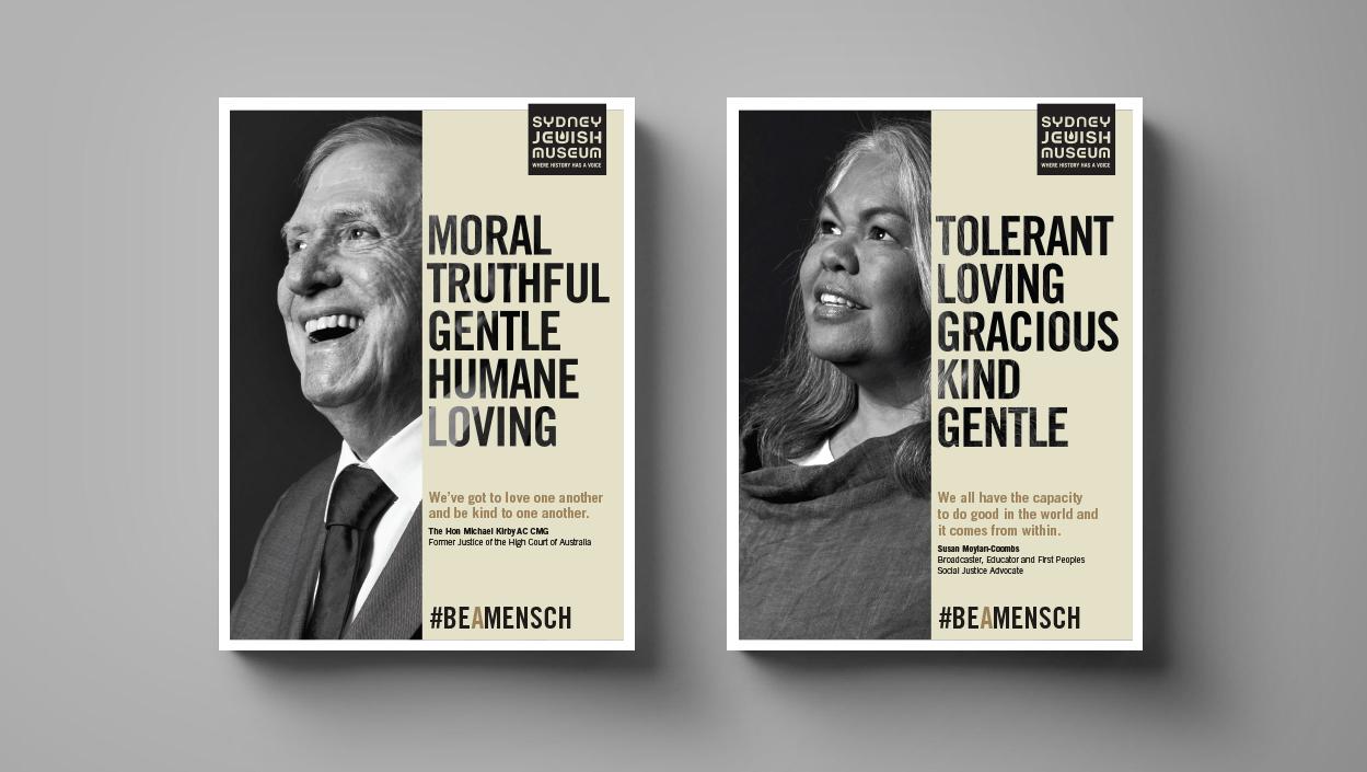 #BEAMENSCH campaign