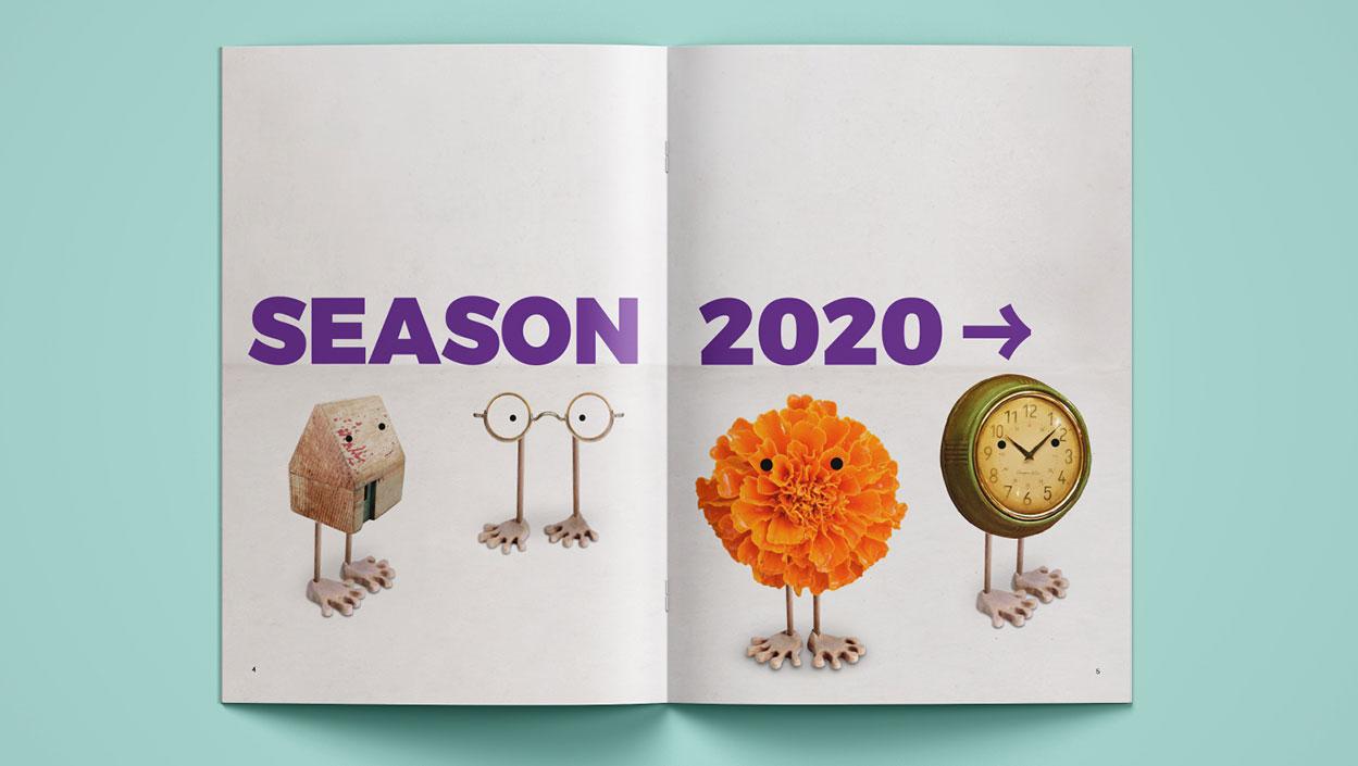 Barking Gecko Theatre – 2020 campaign