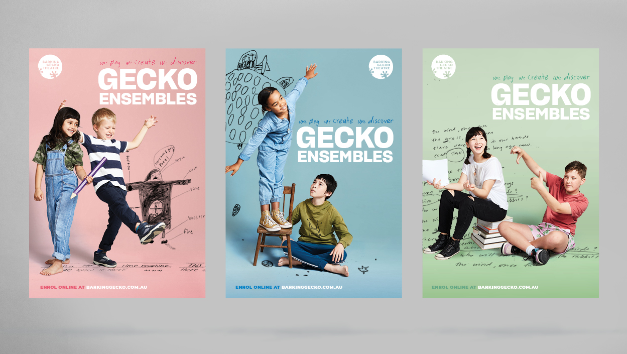 Gecko Ensembles